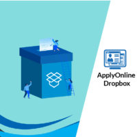 Save application in Dropbox