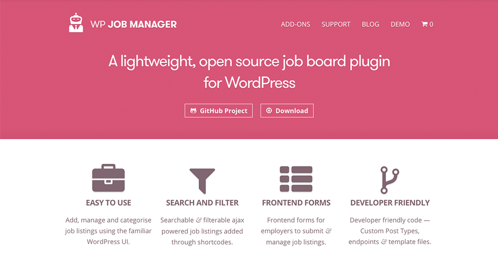 Best WordPress Job Board Plugin